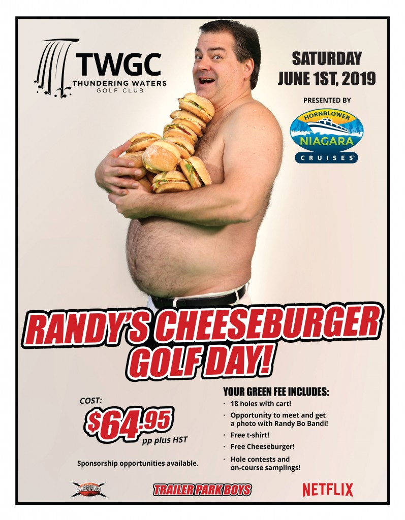 Arch_TWGC Randy's Cheeseburger Golf Day